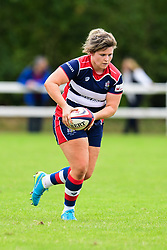 Sasha Acheson of Bristol Ladies   - Mandatory by-line: Craig Thomas/JMP - 17/09/2017 - Rugby - Cleve Rugby Ground  - Bristol, England - Bristol Ladies  v Richmond Ladies - Women's Premier 15s