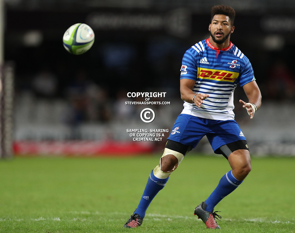 DURBAN, SOUTH AFRICA - MAY 27: Kurt Coleman of the DHL Stormers during the Super Rugby match between Cell C Sharks and DHL Stormers at Growthpoint Kings Park on May 27, 2017 in Durban, South Africa. (Photo by Steve Haag/Gallo Images)