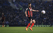 AFC Bournemouth midfielder Andrew Surman during the Sky Bet Championship match between Brighton and Hove Albion and Bournemouth at the American Express Community Stadium, Brighton and Hove, England on 10 April 2015. Photo by Phil Duncan.