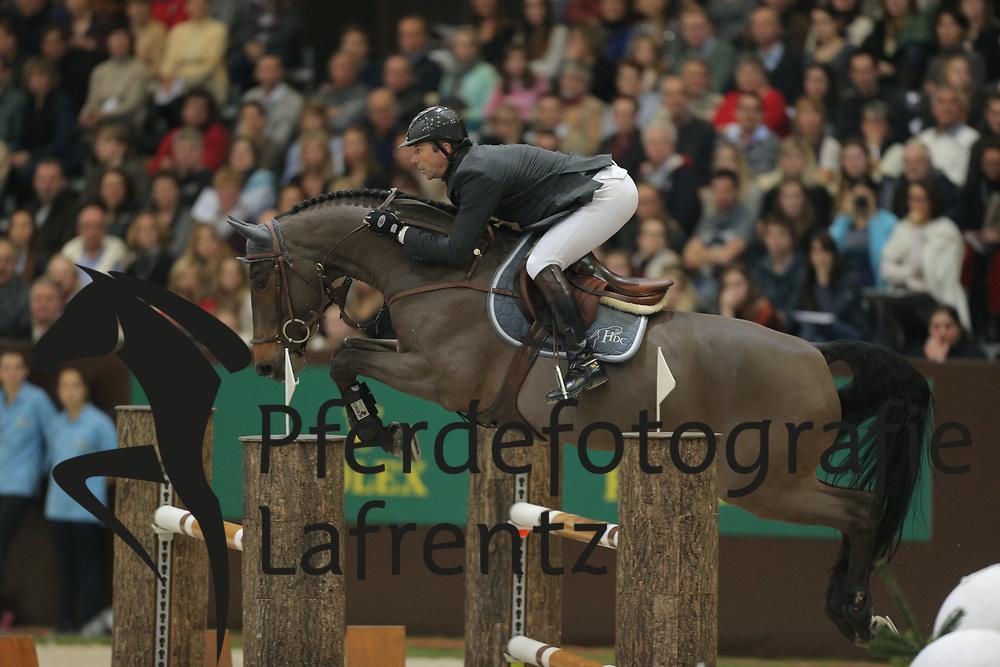 Delaveau, Patrice, Lacrimoso HDC<br /> Genf - Rolex Grand Slam 2013<br /> Rolex Top 10 Finale<br /> © www.sportfotos-lafrentz.de / Stefan Lafrentz