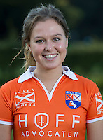 BLOEMENDAAL - Dames I , seizoen 2015-2016. Pien Tol. COPYRIGHT KOEN SUYK