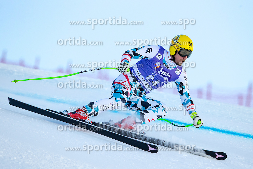 02.12.2016, Val d Isere, FRA, FIS Weltcup Ski Alpin, Val d Isere, Super G, Herren, im Bild Max Franz (AUT) // Max Franz of Austria in action during the race of men's SuperG of the Val d'Isere FIS Ski Alpine World Cup. Val d'Isere, France on 2016/02/12. EXPA Pictures © 2016, PhotoCredit: EXPA/ Johann Groder