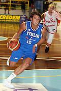 Primo Torneo Internazionale Sardegna a canestro Italia-Polonia<br /> marco belinelli