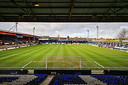 General view inside the Kenilworth Road stadium before the EFL Sky Bet League 1 match between Luton Town and Burton Albion at Kenilworth Road, Luton, England on 22 December 2018.