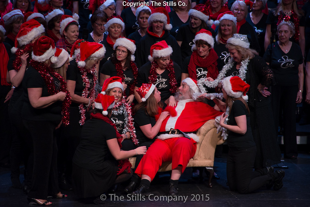 Show Choir Christmas Concert 2015