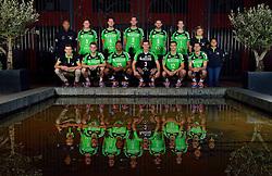 19-10-2015 NED: Teampresentatie Advisie-SSS, Barneveld<br /> Selectie 2015-2016 SSS Barneveld / Team SSS