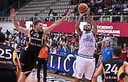 DESCRIZIONE : Trento Nazionale Italia Uomini Trentino Basket Cup Italia Germania Italy Germany<br /> GIOCATORE : Pietro Aradori<br /> SQUADRA : Italia Nazionale Uomini Italy<br /> EVENTO : Trentino Basket Cup<br /> GARA : Italia Germania Italy Germany<br /> DATA : 10/07/2014 <br /> SPORT : Pallacanestro<br /> AUTORE : Agenzia Ciamillo-Castoria<br /> Galleria : FIP Nazionali 2014<br /> Fotonotizia : Trento Nazionale Italia Uomini Trentino Basket Cup Italia Germania Italy Germany