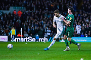 Leeds United midfielder Mateusz Klich (43) during the EFL Sky Bet Championship match between Leeds United and Sheffield Wednesday at Elland Road, Leeds, England on 11 January 2020.