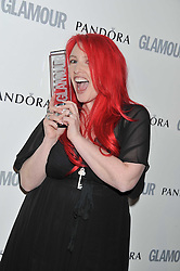 JANE GOLDMAN at the Glamour Women of The Year Awards 2011 held in Berkeley Square, London W1 on 7th June 2011.