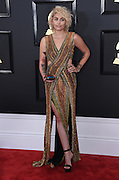 February 12, 2017 , Los Angeles, USA. 59EME GRAMMY AWARDS 2017, Paris Jackson @ the 59th Annual GRAMMY Awards held @ the Microsoft Theatre. <br /> ©Exclusivepix Media
