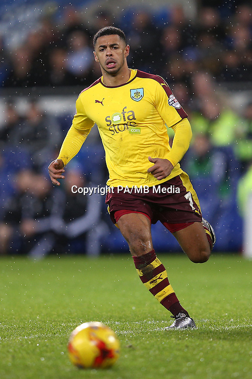 Burnley's Andre Gray