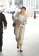 Andrew Marr Show arrivals <br /> at BBC Broadcasting House, London, Great Britain <br /> 18th September 2016 <br /> <br /> <br /> Caroline Lucas MP <br /> co-leader Green Party <br /> <br /> <br /> <br /> <br /> Photograph by Elliott Franks <br /> Image licensed to Elliott Franks Photography Services