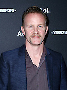 Morgan Spurlock attends the 2014 AOL Newfront at the Duggal Greenhouse in the Brooklyn Navy Yard in Brooklyn, New York in April 29, 2014.