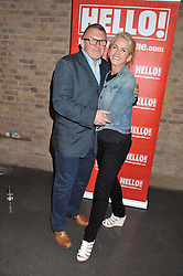 CHARLOTTE STOCKTING at a party hosted by the Hello! magazine advertising department to celebrate 25 years of Hello! Magazine held at the London Film Museum, Covent Garden,London on 9th May 2013.