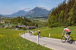 25.04.2018, St. Gertraudi, AUT, ÖRV Trainingslager, UCI Straßenrad WM 2018, im Bild Feature Rad WM, Burg Kropfsberg // during a Testdrive for the UCI Road World Championships in ST. GERTRAUDI, Austria on 2018/04/25. EXPA Pictures © 2018, PhotoCredit: EXPA/ JFK
