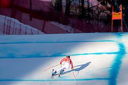 07.02.2020, Kandahar, Garmisch, GER, FIS Weltcup Ski Alpin, Abfahrt, Damen, 1. Training, im Bild Viktoria Rebensburg (GER) // Viktoria Rebensburg of Germany in action during the 1st training run of women's Downhill of FIS Ski Alpine World Cup Kandahar in Garmisch, Germany on 2020/02/07. EXPA Pictures © 2020, PhotoCredit: EXPA/ Johann Groder