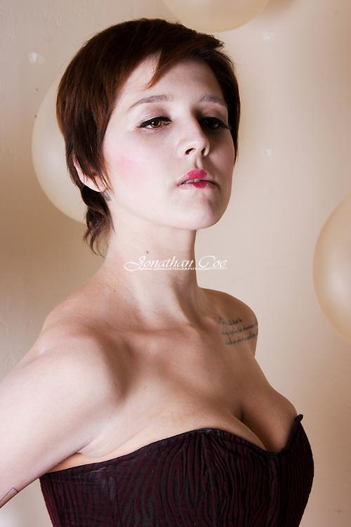 Model: Kacie Wilson