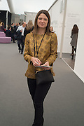 ABI BANGSER, Opening of Frieze Masters, Regents Park, London 12 October 2015