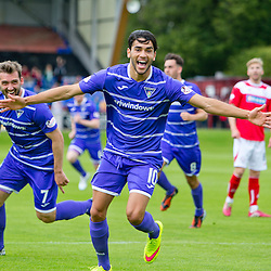 Brechin v Dunfermline | Scottish League One | 8 August 2015