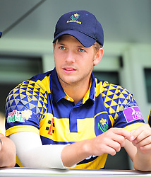 Craig Meschede of Glamorgan looks on.  - Mandatory by-line: Alex Davidson/JMP - 24/07/2016 - CRICKET - Cooper Associates County Ground - Taunton, United Kingdom - Somerset v Glamorgan - Royal London One Day