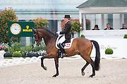 Marcela Krinke Susmeij - Smeyers Molberg<br /> World Equestrian Festival, CHIO Aachen 2013<br /> © DigiShots
