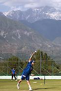 IPL 2013 Mumbai Indians Practice Dharamsala