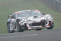 #56 David Pattison/Luke Davenport - Tolman Motorsport, G55 Ginetta GT4, PRO/AM during warm up seaaion for the Avon Tyers British GT Championship as part of the British GT Championship at Oulton Park, Little Budworth, Cheshire, United Kingdom. April 06 2015. World Copyright Peter Taylor/PSP. Copy of publication required for printed pictures.  Every used picture is fee-liable.http://archive.petertaylor-photographic.co.uk