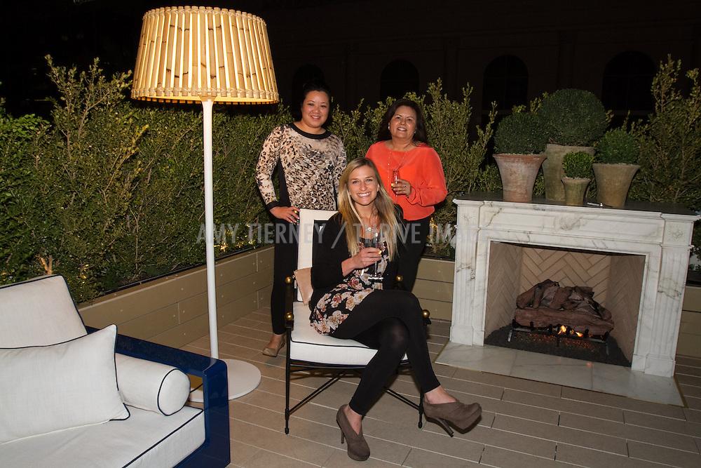 Emily Patrick, Eva Chan, Maribel Segovia