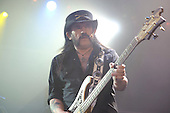 MOTORHEAD, THE WORLD IS YOURS TOUR 2011