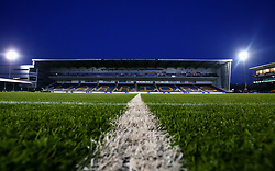 A general view of Sixways Stadium, home of Worcester Warriors - Mandatory by-line: Robbie Stephenson/JMP - 05/01/2018 - RUGBY - Sixways Stadium - Worcester, England - Worcester Warriors v Bath Rugby - Aviva Premiership