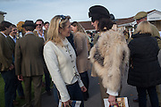GEORGINA NICHOLLS;  GRACE DE ALVARO Side-Saddle Dash, Southern Spinal Injuries Trust charity Day. Wincanotn. 25 October 2015.