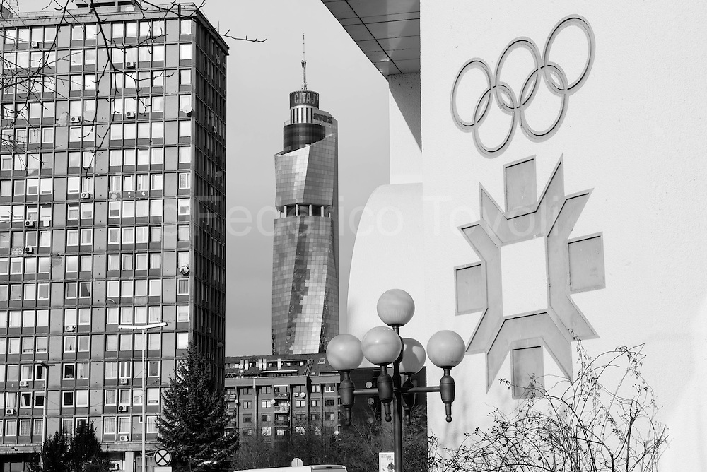 In its long and troubled history of Sarajevo it was also Olympic city