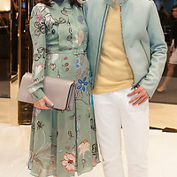 Gucci Celebrates Flora Knight Collection on November 20, 2014 in Hong Kong . Photo by Xaume Olleros / studioEAST