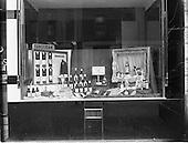 1952  Window Display at Williams on Baggott St.