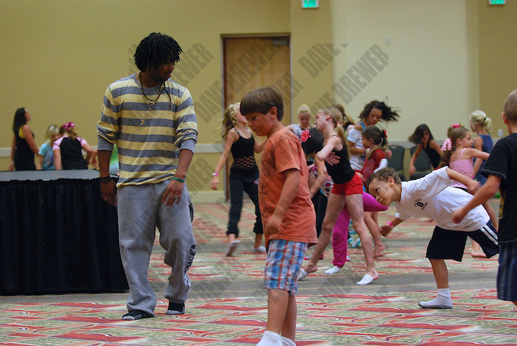 UDC Master Class with SYTYCD's Will Wingfield on July 22nd, 2010 in Layton UT