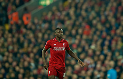 LIVERPOOL, ENGLAND - Wednesday, February 27, 2019: Liverpool's Sadio Mane during the FA Premier League match between Liverpool FC and Watford FC at Anfield. (Pic by Paul Greenwood/Propaganda)