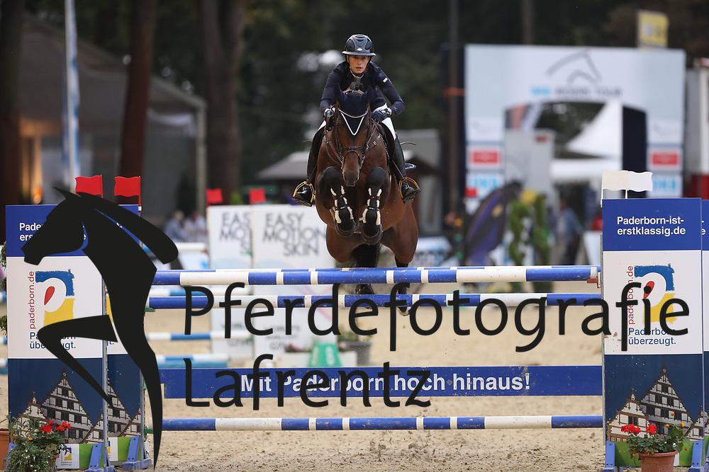 Fogh Pedersen, Jennifer (DEN) Canstakko<br /> Paderborn - Paderborn Challenge 2016<br /> © www.sportfotos-lafrentz.de