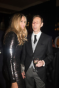 """ELLE MACPHERSON; NICK KNIGHT, The Veuve Clicquot Widow Series, """"A Beautiful Darkness"""" curated by Nick Knight and SHOWstudio, The College, Southampton Row, London, WC1. 28 October 2015"""