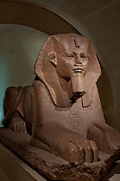 Louvre, Paris - Sphinx