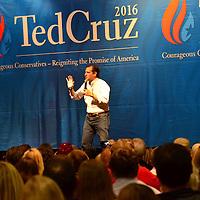 Ted Cruz In Daphne Al