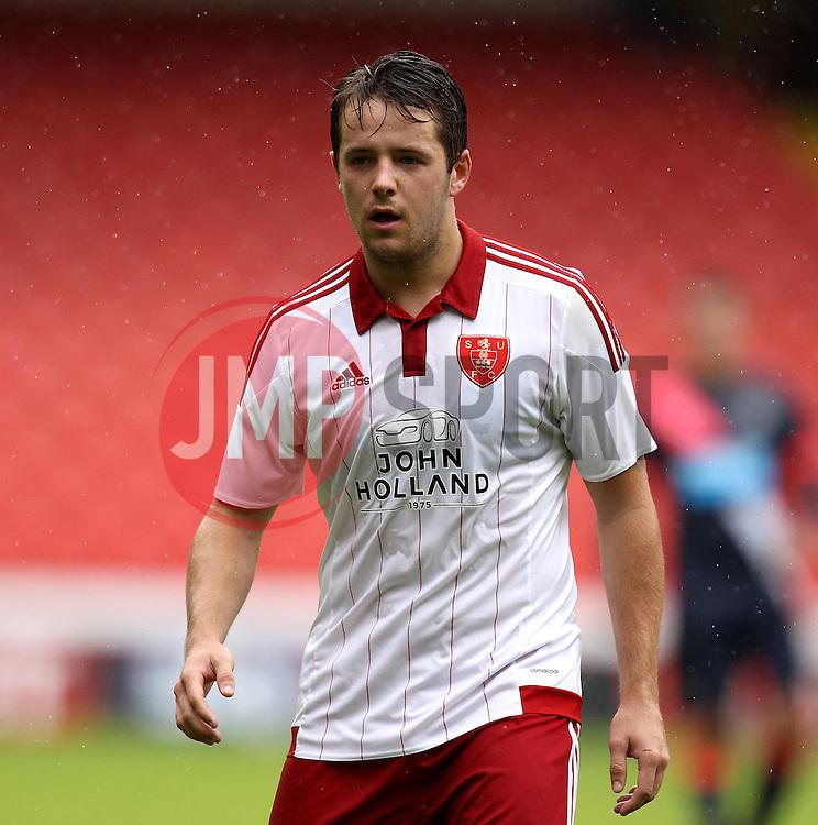Sheffield United's Jose Baxter - Mandatory by-line: Robbie Stephenson/JMP - 26/07/2015 - SPORT - FOOTBALL - Sheffield,England - Bramall Lane - Sheffield United v Newcastle United - Pre-Season Friendly