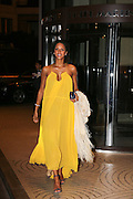 NOEMIE LENOIR- THE CELEBRITIES ARRIVING AT THE HOTEL MAJESTIC - 68th CANNES FILM FESTIVAL<br /> ©Exclusivepix Media