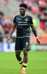 Ellis Harrison of Bristol Rovers - Mandatory by-line: Alex James/JMP - 21/04/2018 - FOOTBALL - Aesseal New York Stadium - Rotherham, England - Rotherham United v Bristol Rovers - Sky Bet League One