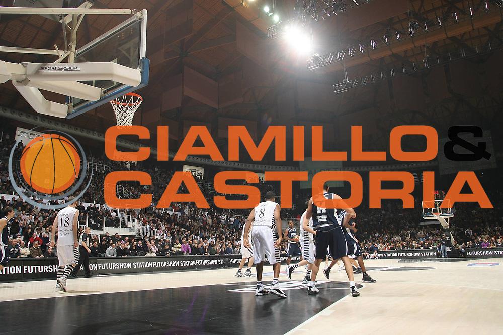 DESCRIZIONE : Bologna Lega A1 2008-09 La Fortezza Virtus Bologna Gmac Fortitudo Bologna <br /> GIOCATORE : Panoramica Futurshow station<br /> SQUADRA : La Fortezza Virtus Bologna<br /> EVENTO : Campionato Lega A1 2008-2009 <br /> GARA : La Fortezza Virtus Bologna Gmac Fortitudo Bologna <br /> DATA : 07/12/2008 <br /> CATEGORIA : <br /> SPORT : Pallacanestro <br /> AUTORE : Agenzia Ciamillo-Castoria/M.Marchi