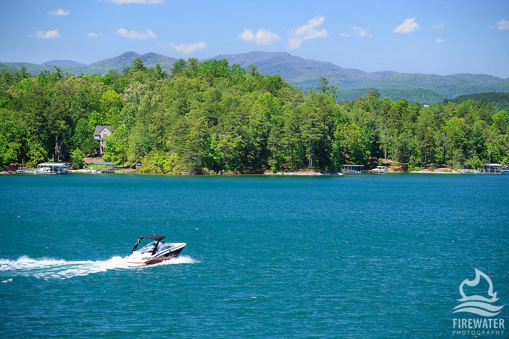 Lake Keowee - South Carolina