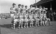 Minor Football Final, Kerry v Galway..Kerry Minor Football Team.27.09.1970