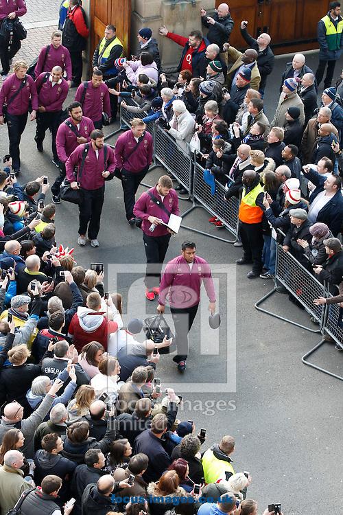 Sponsorship Images at Twickenham Stadium, Twickenham<br /> Picture by Andrew Tobin/Focus Images Ltd +44 7710 761829<br /> 14/03/2015