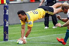 Wellington-Super Rugby, Hurricanes v Cheetahs, March 15