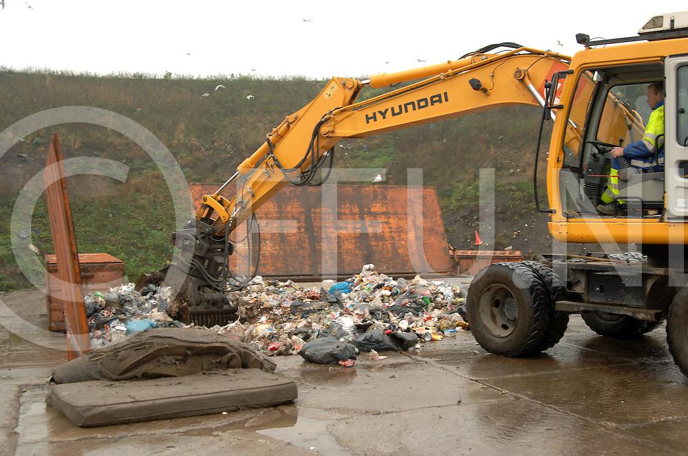 081114 rheezerveen ned..Afvalstation locatie Bovenveld...Foto bedrijven stortingsdepot...FFU Press Agency©2008 michiel van de velde..