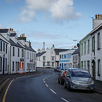 The town of Bowmore on the Isle of Islay, Scotland, July 15, 2015. Gary He/DRAMBOX MEDIA LIBRARY